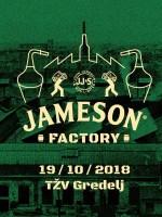 Jameson Factory @Gredelj Central Station