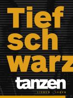tanzen x BERLIN: Tiefschwarz + Braunbeck