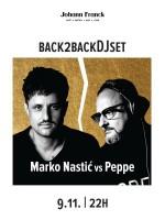 Marko Nastić VS Peppe