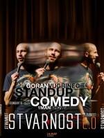 LAJNAP predstavlja: STVARNOST 2.0 - Goran Vugrinec - Stand up comedy