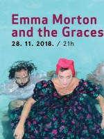 Emma Morton and the Graces (SCO/ITA) / Tvornica kulture