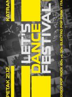 Let's DANCE Festival @ KATRAN Zagreb 21.12.
