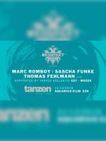 KOMPAKT NIGHT Zagreb: Marc Romboy + Sascha Funke + Thomas Fehlmann