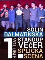 Solin: Dalmatinska Stand-up večer Vol.1