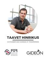 Taavet Hinrikus Business Talk