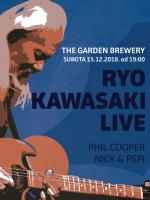 Ryo Kawasaki live