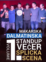 Makarska: Dalmatinska Stand-Up Comedy večer Vol. 1