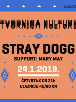 STRAY DOGG & MARY MAY