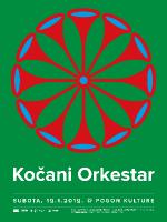 Kočani orkestar u Pogonu kulture!