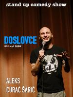 LAJNAP predstavlja: DOSLOVCE - Stand Up Comedy - Aleks Curać Šarić