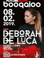 Deborah de Luca @ Boogaloo