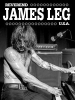 JAMES LEG @ Hard Place