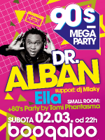 DR. Alban @ Boogaloo