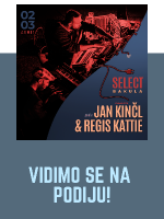Select / Bakula pres. Jan Kinčl & Regis Kattie