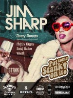 STANK presents Jim Sharp (Dusty Donuts)
