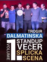 Trogir: Dalmatinska stand-up comedy večer Vol.1