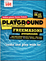 PLAYGROUND pool party