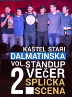Kaštel Stari: Dalmatinska stand-up comedy večer Vol.2