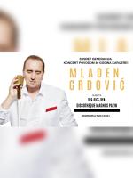 Mladen Grdović / Susret generacija /šator ispred Spomen doma, Pazin