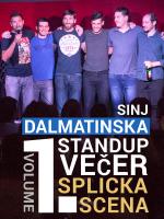 Sinj: Dalmatinska stand-up comedy večer Vol.1