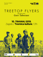 [OTKAZANO] Treetop Flyers (UK) + Gert Taberner (CAN)