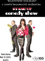 Stand Up Comedy Show ''EGZISTENCIJALIZAM'' by bespomoćne muškarčine
