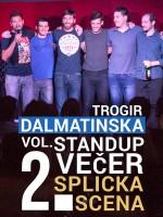 Trogir: Dalmatinska stand-up comedy večer Vol.2