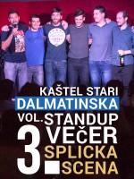 Kaštel Stari: Dalmatinska stand-up comedy večer Vol.3