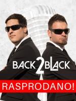 DUPLI SHOW - Back2Black: Stand Up večer crnog humora