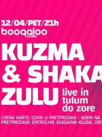 Kuzma & Shaka Zulu @ Boogaloo