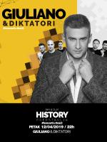Giuliano & Diktatori u Tkalči