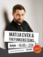 Matija Cvek & The Funkensteins LIVE