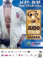 IJF JUDO Grand Prix Zagreb 2019