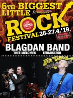 BLAGDAN BAND 6th BIGGEST LITTLE ROCK FESTIVAL