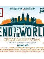 The END Of The WORLD  FESTIVAL - EVENT 1 -
