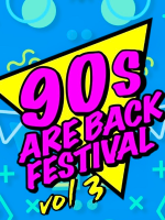90s ARE BACK FESTiVAL vol.3 / KATRAN Zagreb / 10_DJs / 4 Floors