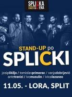 Stand-up po splicki - SplickaScena u Lori