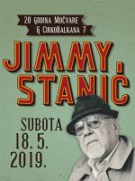 Jimmy Stanić u Močvari