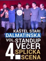 Kaštel Stari: Dalmatinska stand-up comedy večer Vol.4