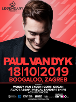 LEGENDARY pres. Paul van Dyk