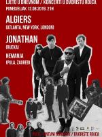 ALGIERS+JONATHAN/DVORIŠTE ROJCA - PULA