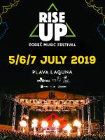 """Rise Up Festival, Poreč 2019"