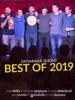 Stand up: Best of 2019 - zatvaranje sezone!