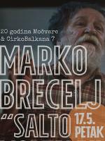 Marko Brecelj u Močvari