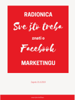 Sve što treba znati o Facebook Marketingu