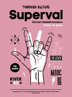 SUPERVAL - koncert školskih bendova
