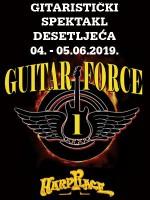 GUITAR FORCE ONE - gitaristički spektakl desetljeća