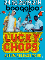 Lucky Chops @ Boogaloo