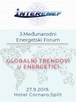 3.INTERENEF, Međunarodni Energetski Forum, Globalni Trendovi u Energetici