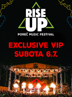 Rise Up 2019 - EXCLUSIVE VIP ZONE 6.7.2019.